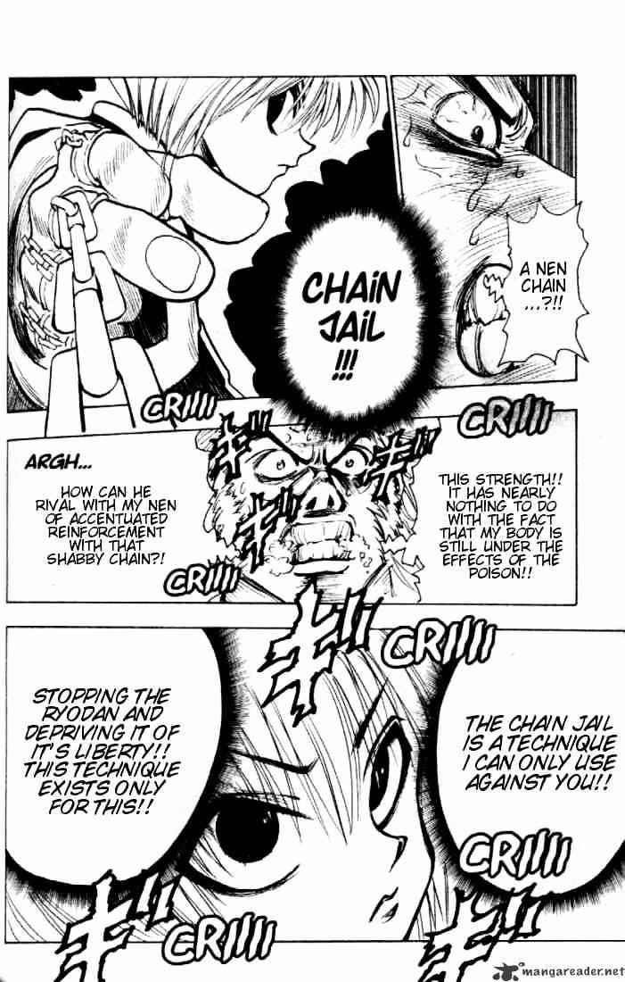 Hunter X Hunter Chapter 77  Online Free Manga Read Image 10