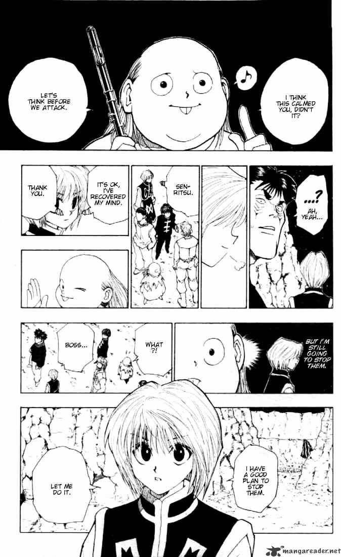 Hunter X Hunter Chapter 77  Online Free Manga Read Image 3