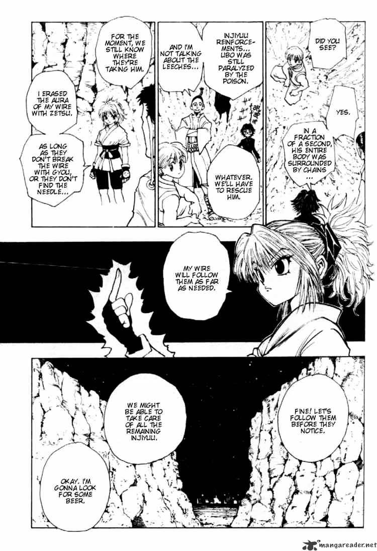 Hunter X Hunter Chapter 77  Online Free Manga Read Image 7