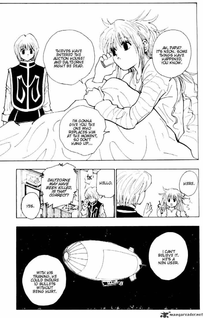 Hunter X Hunter Chapter 79  Online Free Manga Read Image 11
