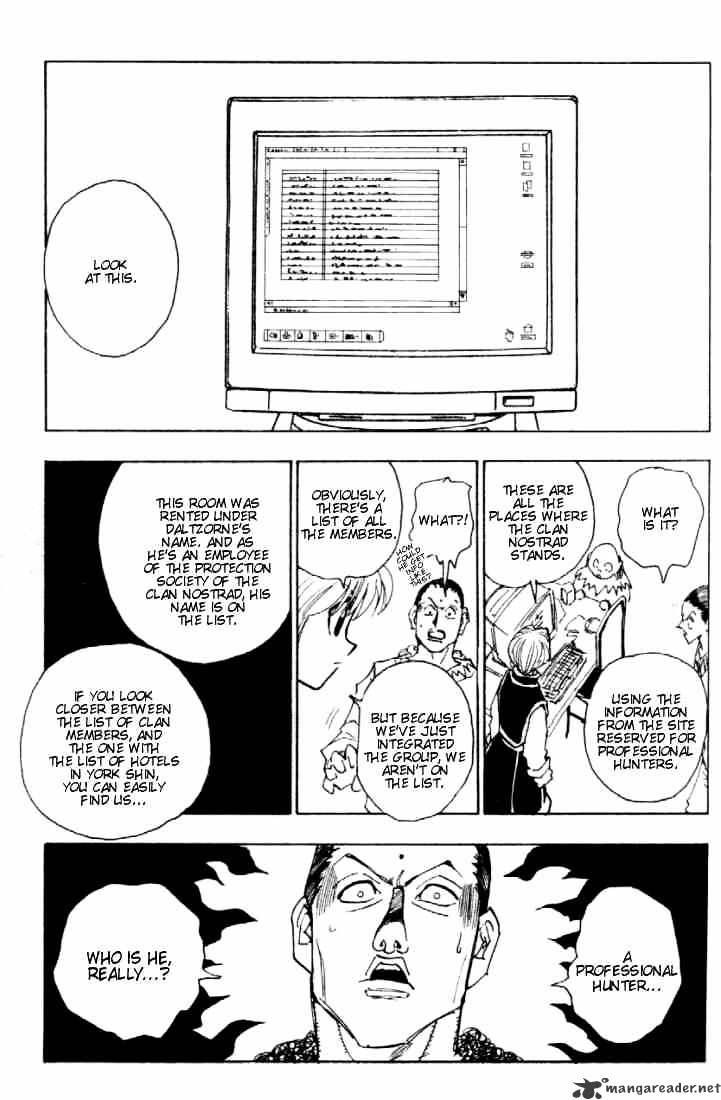 Hunter X Hunter Chapter 79  Online Free Manga Read Image 17