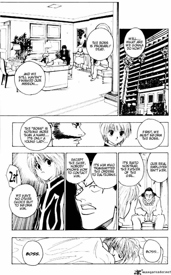 Hunter X Hunter Chapter 79  Online Free Manga Read Image 7