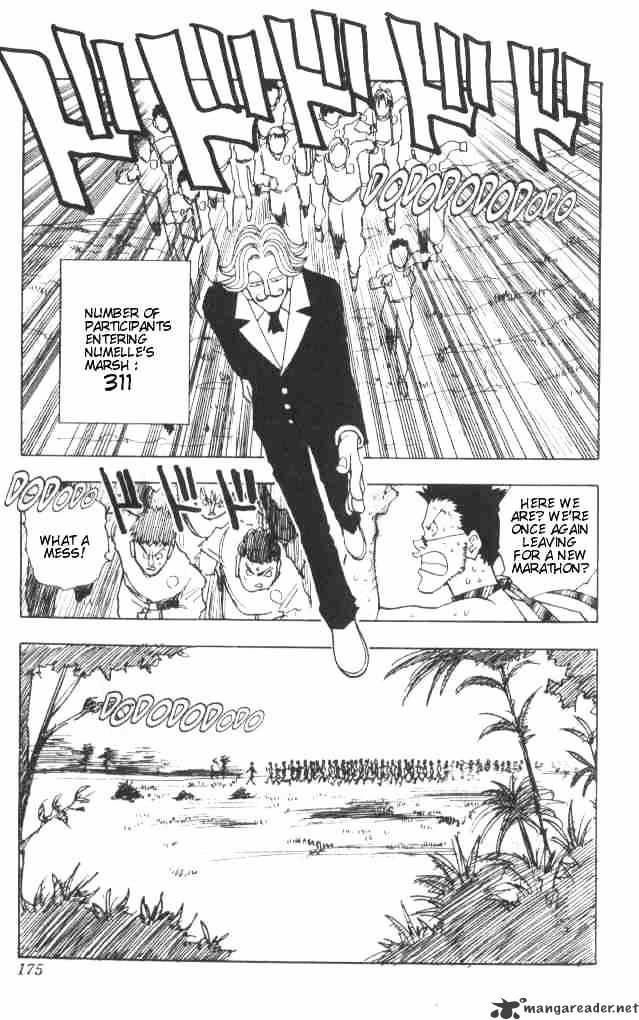 Hunter X Hunter Chapter 8  Online Free Manga Read Image 12