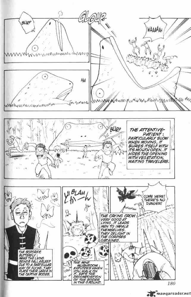 Hunter X Hunter Chapter 8  Online Free Manga Read Image 17