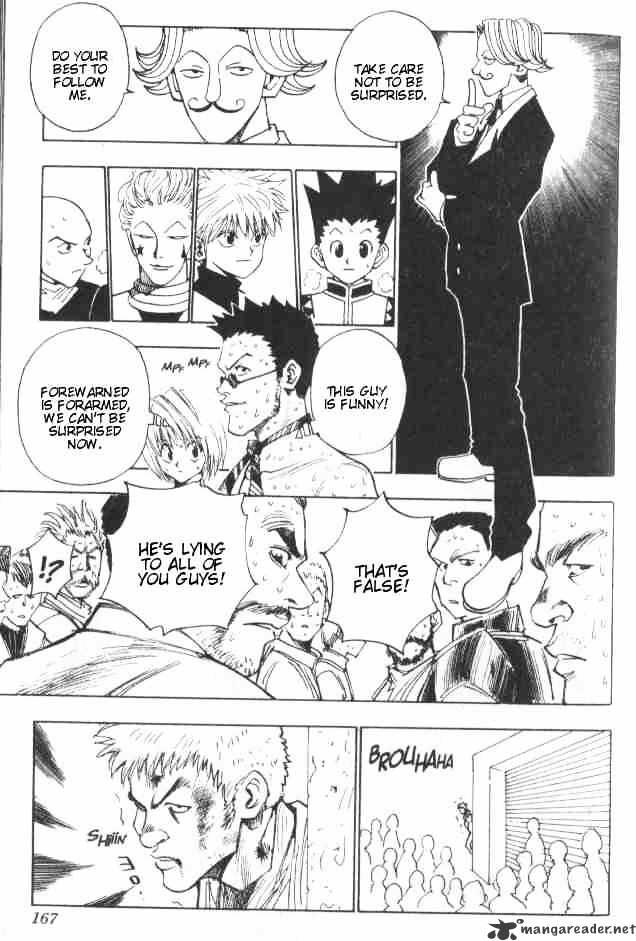Hunter X Hunter Chapter 8  Online Free Manga Read Image 4