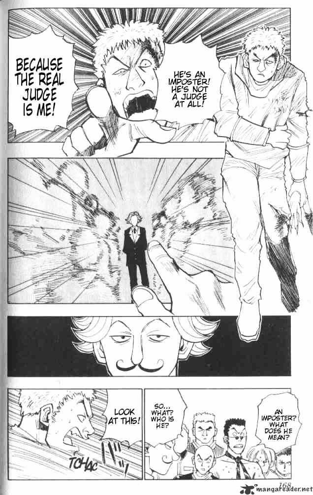 Hunter X Hunter Chapter 8  Online Free Manga Read Image 5