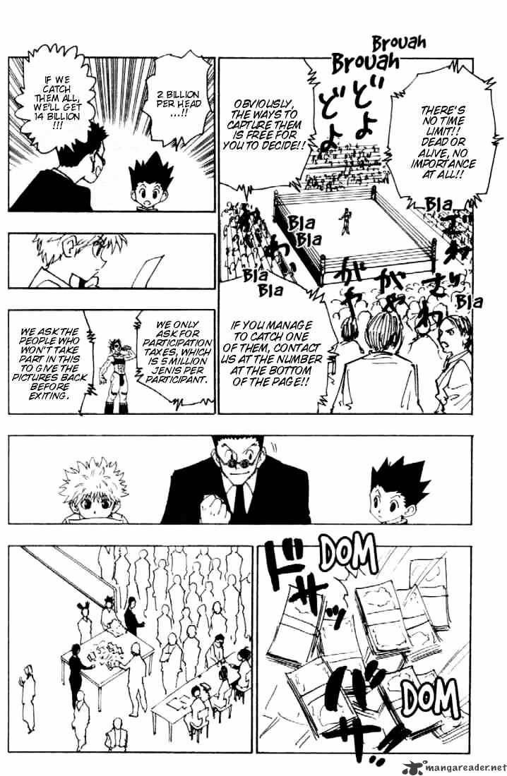 Hunter X Hunter Chapter 80  Online Free Manga Read Image 12
