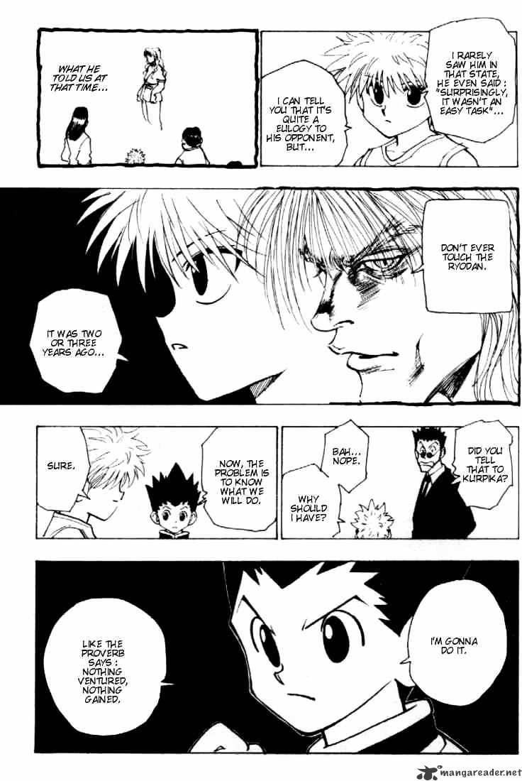 Hunter X Hunter Chapter 80  Online Free Manga Read Image 19