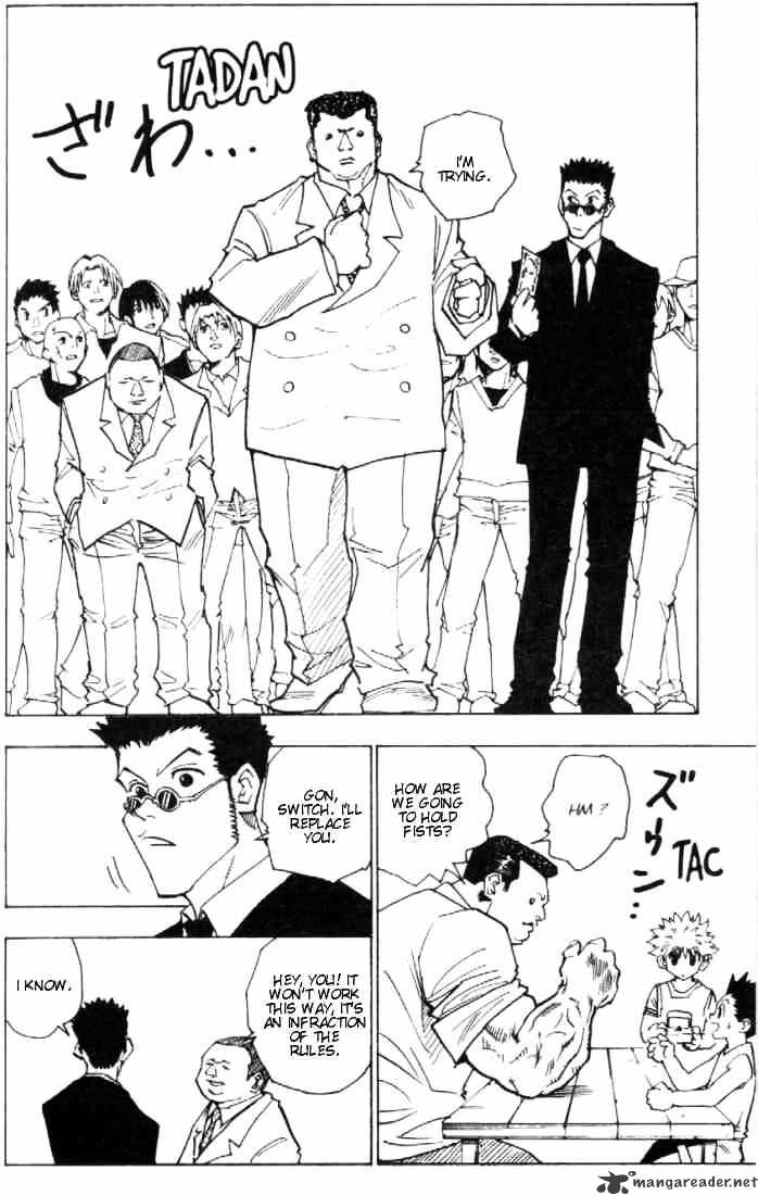 Hunter X Hunter Chapter 80  Online Free Manga Read Image 4
