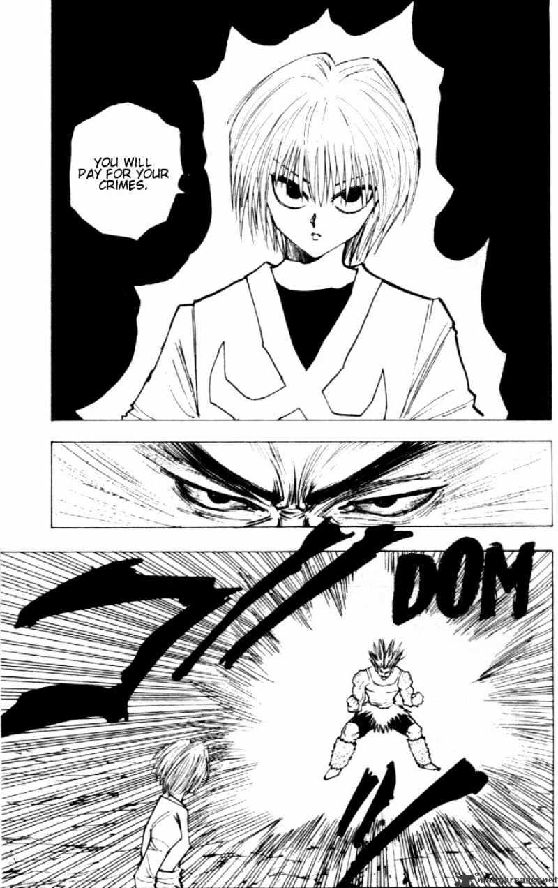 Hunter X Hunter Chapter 81  Online Free Manga Read Image 11