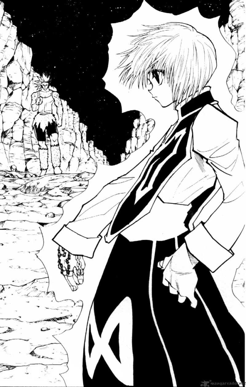 Hunter X Hunter Chapter 81  Online Free Manga Read Image 7