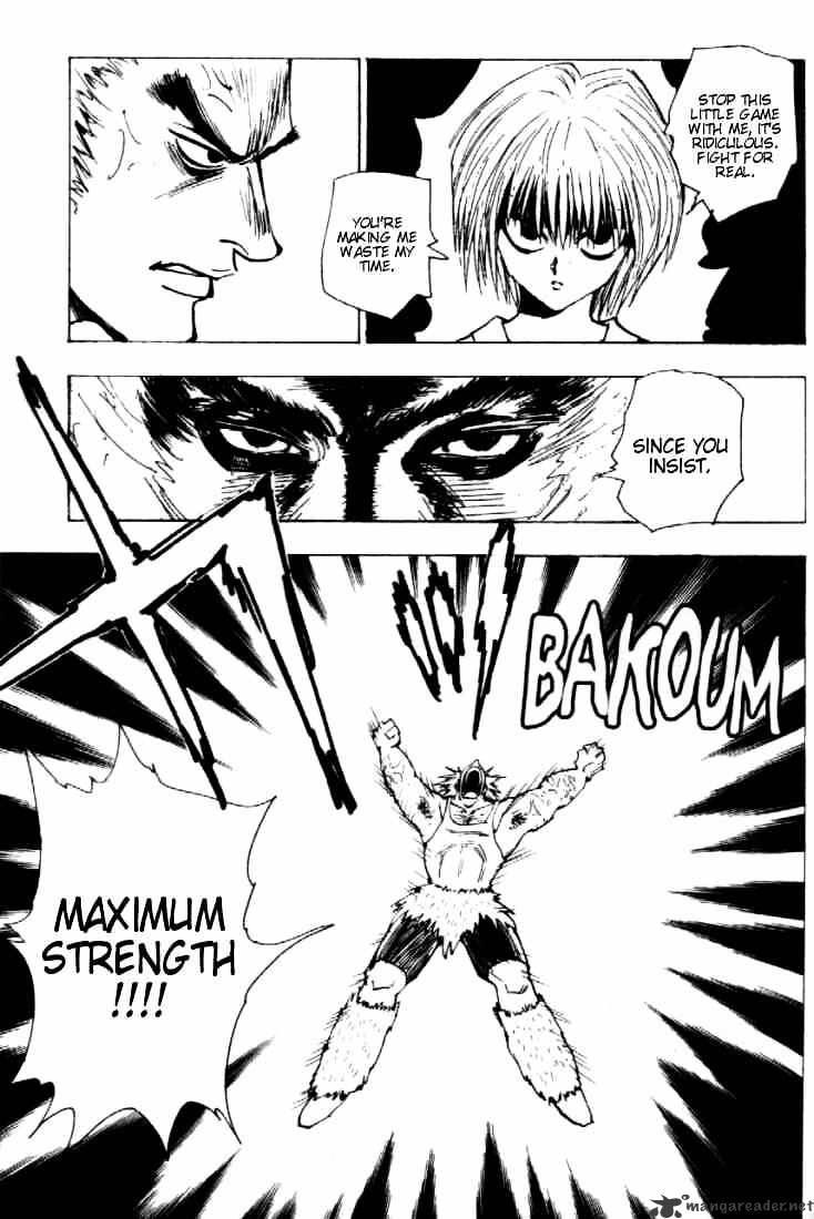Hunter X Hunter Chapter 82  Online Free Manga Read Image 13