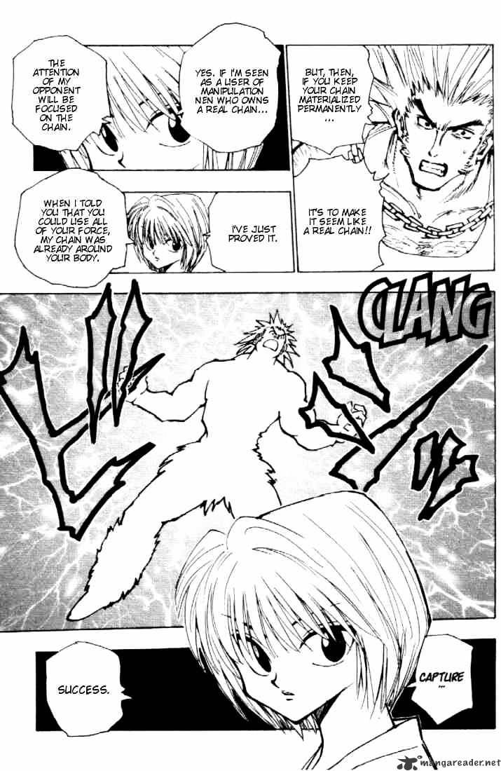 Hunter X Hunter Chapter 82  Online Free Manga Read Image 19
