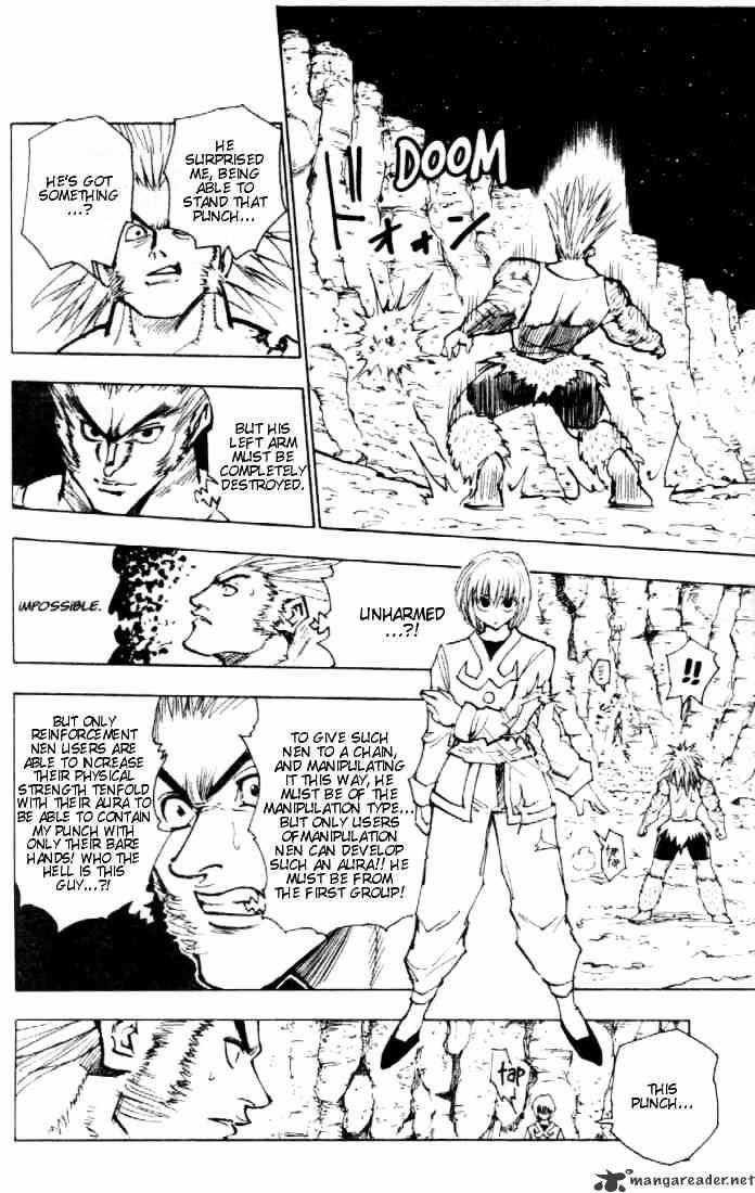 Hunter X Hunter Chapter 82  Online Free Manga Read Image 8