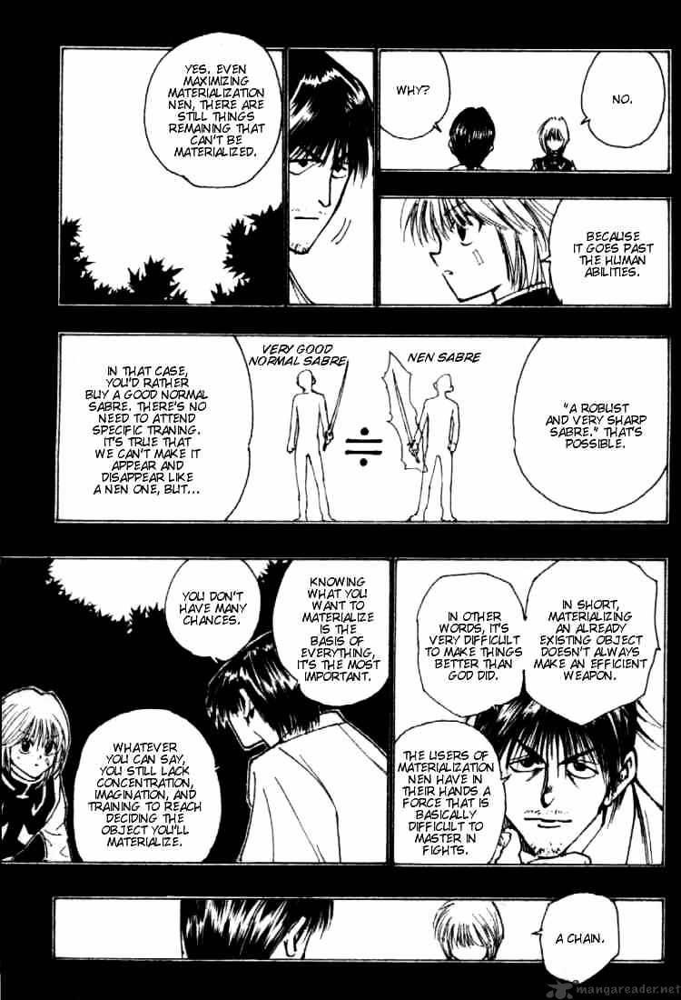 Hunter X Hunter Chapter 83  Online Free Manga Read Image 9