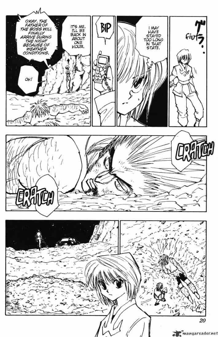 Hunter X Hunter Chapter 84  Online Free Manga Read Image 14