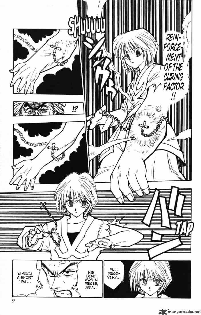 Hunter X Hunter Chapter 84  Online Free Manga Read Image 3