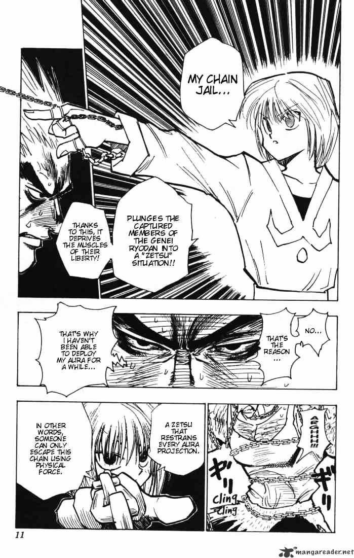 Hunter X Hunter Chapter 84  Online Free Manga Read Image 5