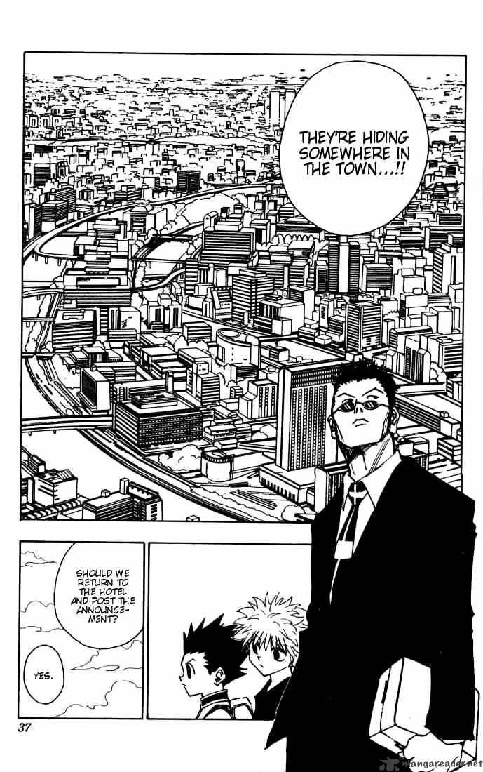 Hunter X Hunter Chapter 85  Online Free Manga Read Image 11