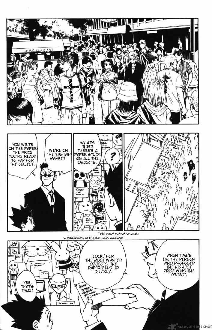 Hunter X Hunter Chapter 85  Online Free Manga Read Image 12