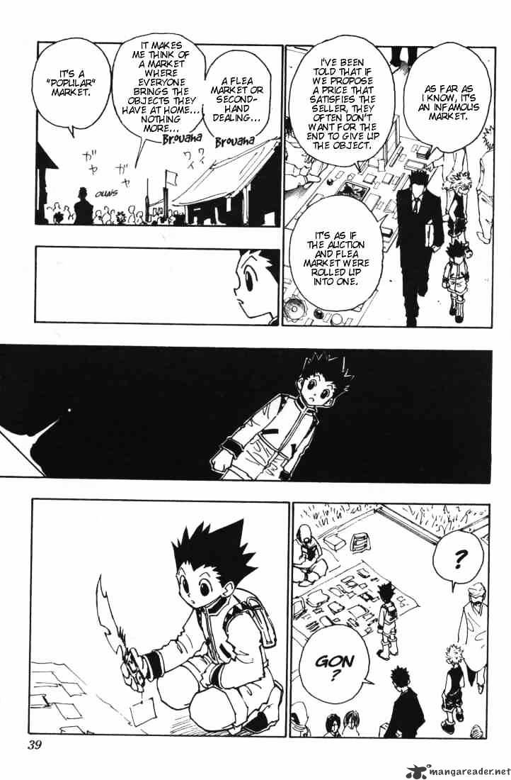 Hunter X Hunter Chapter 85  Online Free Manga Read Image 13