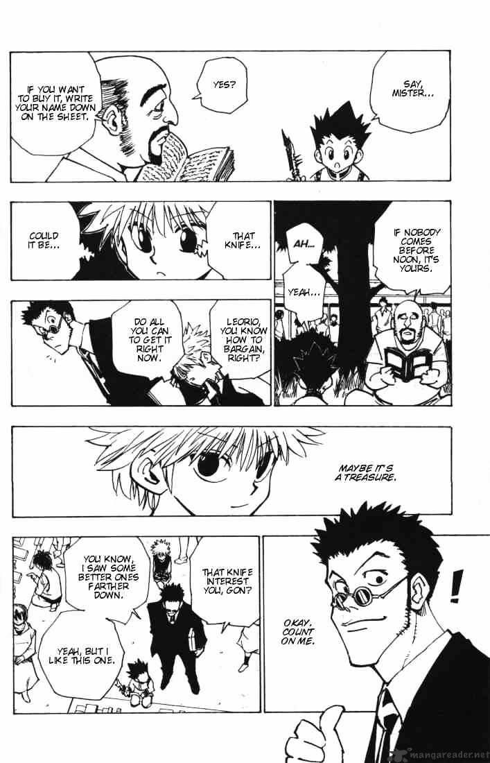 Hunter X Hunter Chapter 85  Online Free Manga Read Image 14