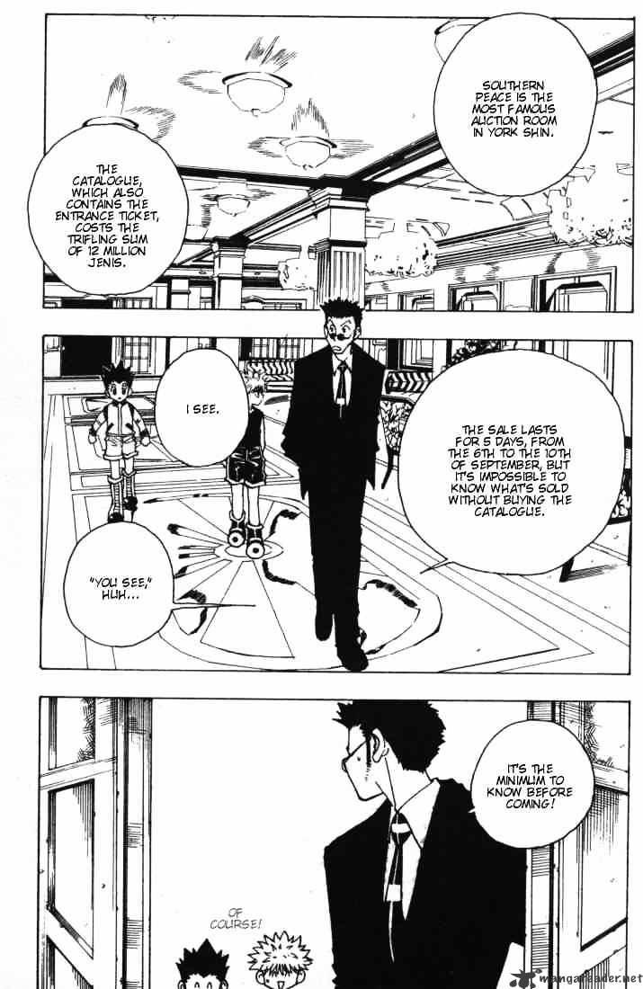 Hunter X Hunter Chapter 85  Online Free Manga Read Image 3