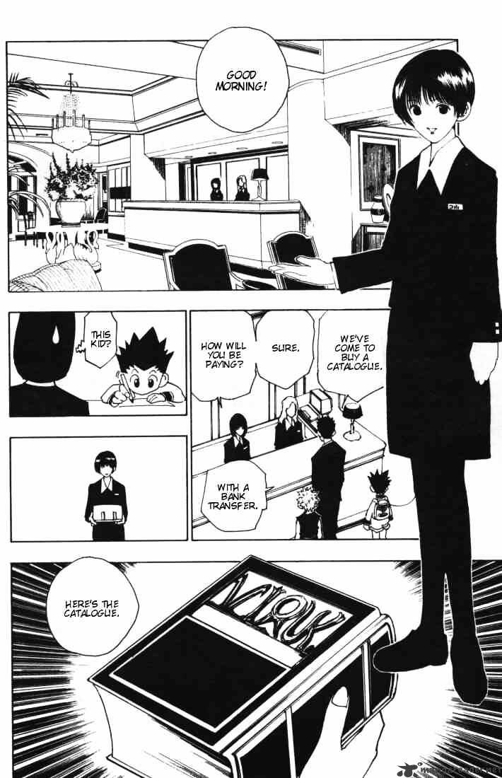 Hunter X Hunter Chapter 85  Online Free Manga Read Image 4
