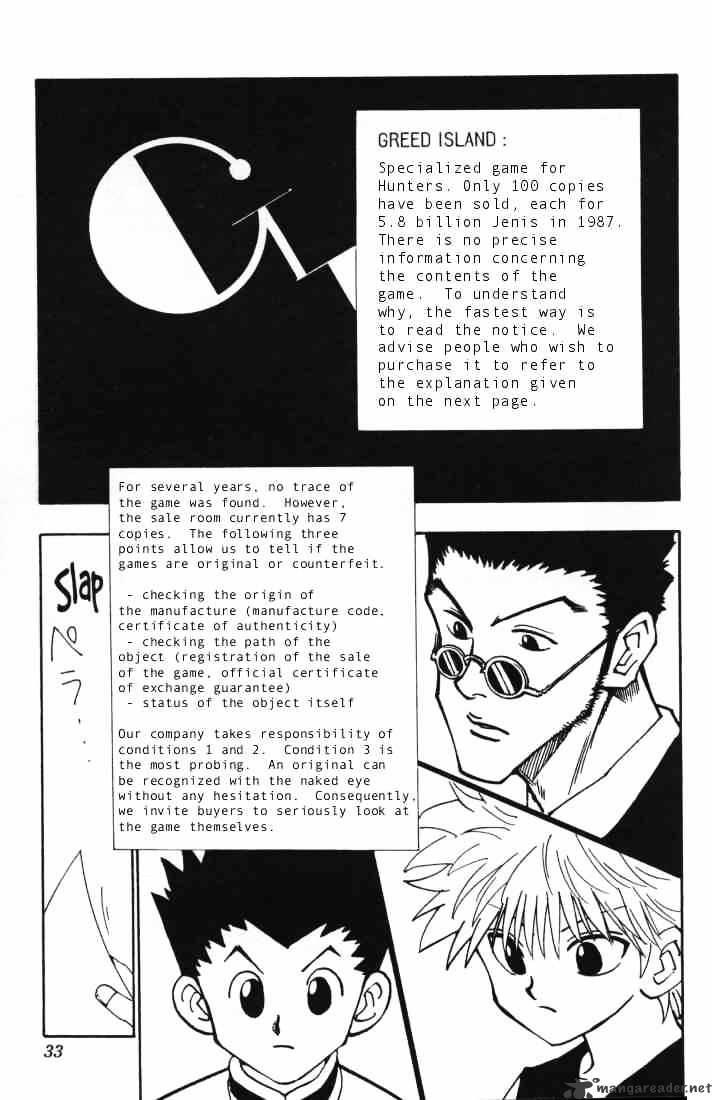 Hunter X Hunter Chapter 85  Online Free Manga Read Image 7