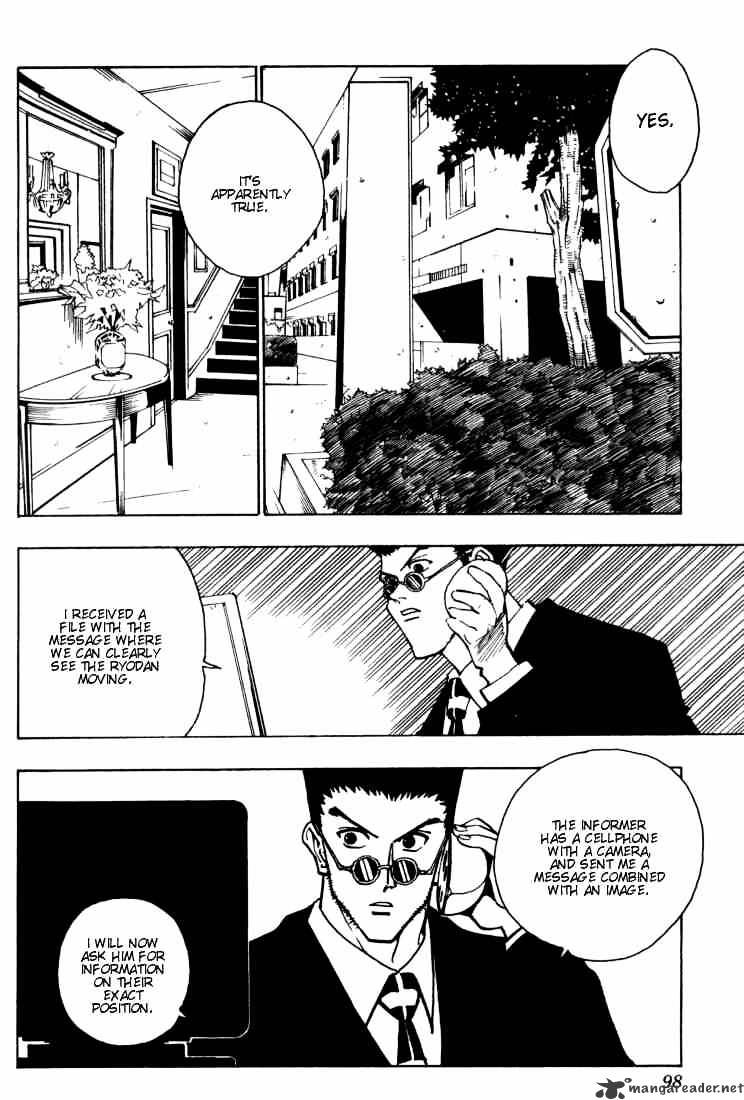 Hunter X Hunter Chapter 88  Online Free Manga Read Image 18