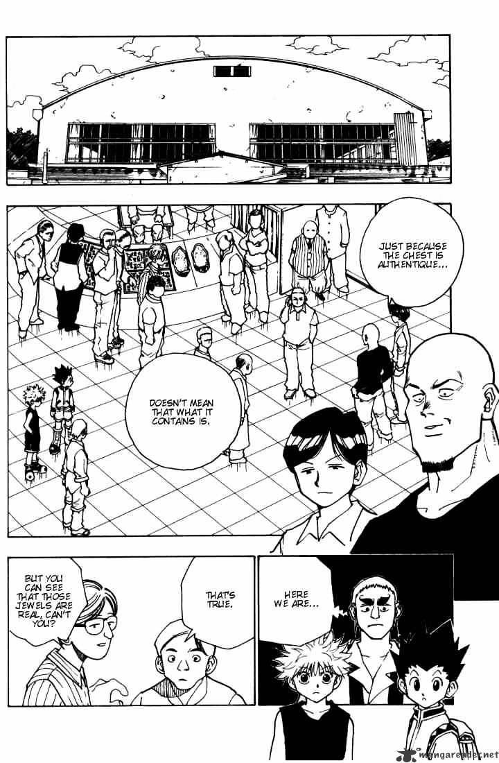 Hunter X Hunter Chapter 88  Online Free Manga Read Image 2
