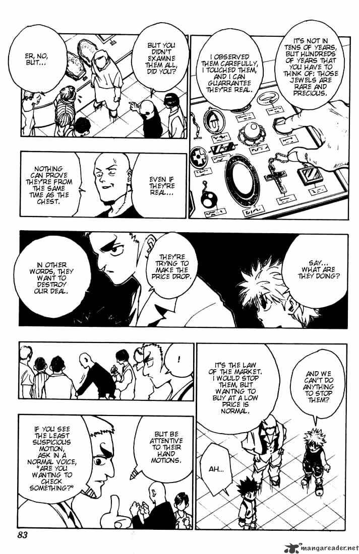 Hunter X Hunter Chapter 88  Online Free Manga Read Image 3