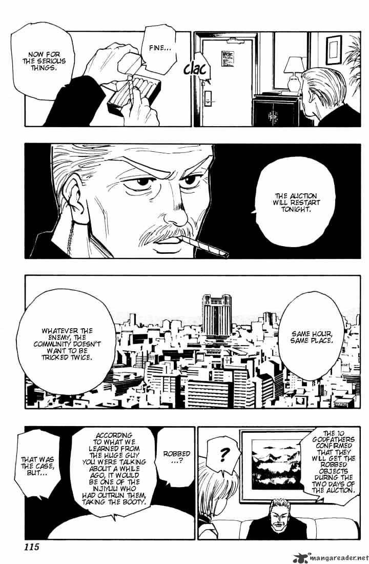 Hunter X Hunter Chapter 89  Online Free Manga Read Image 15