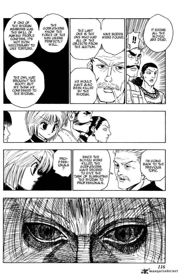 Hunter X Hunter Chapter 89  Online Free Manga Read Image 16