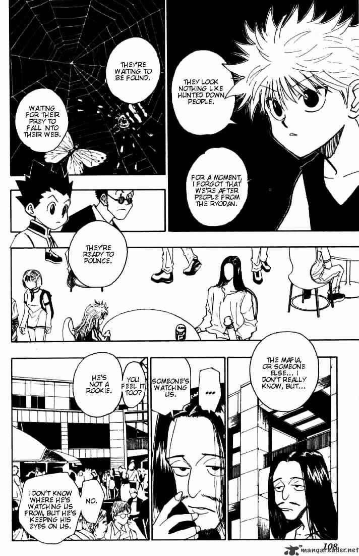Hunter X Hunter Chapter 89  Online Free Manga Read Image 8