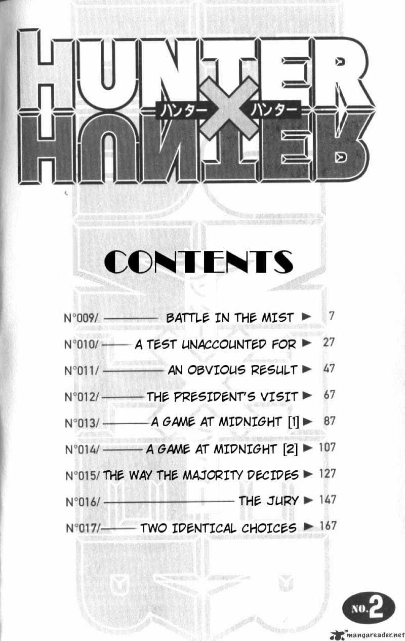 Hunter X Hunter Chapter 9  Online Free Manga Read Image 1