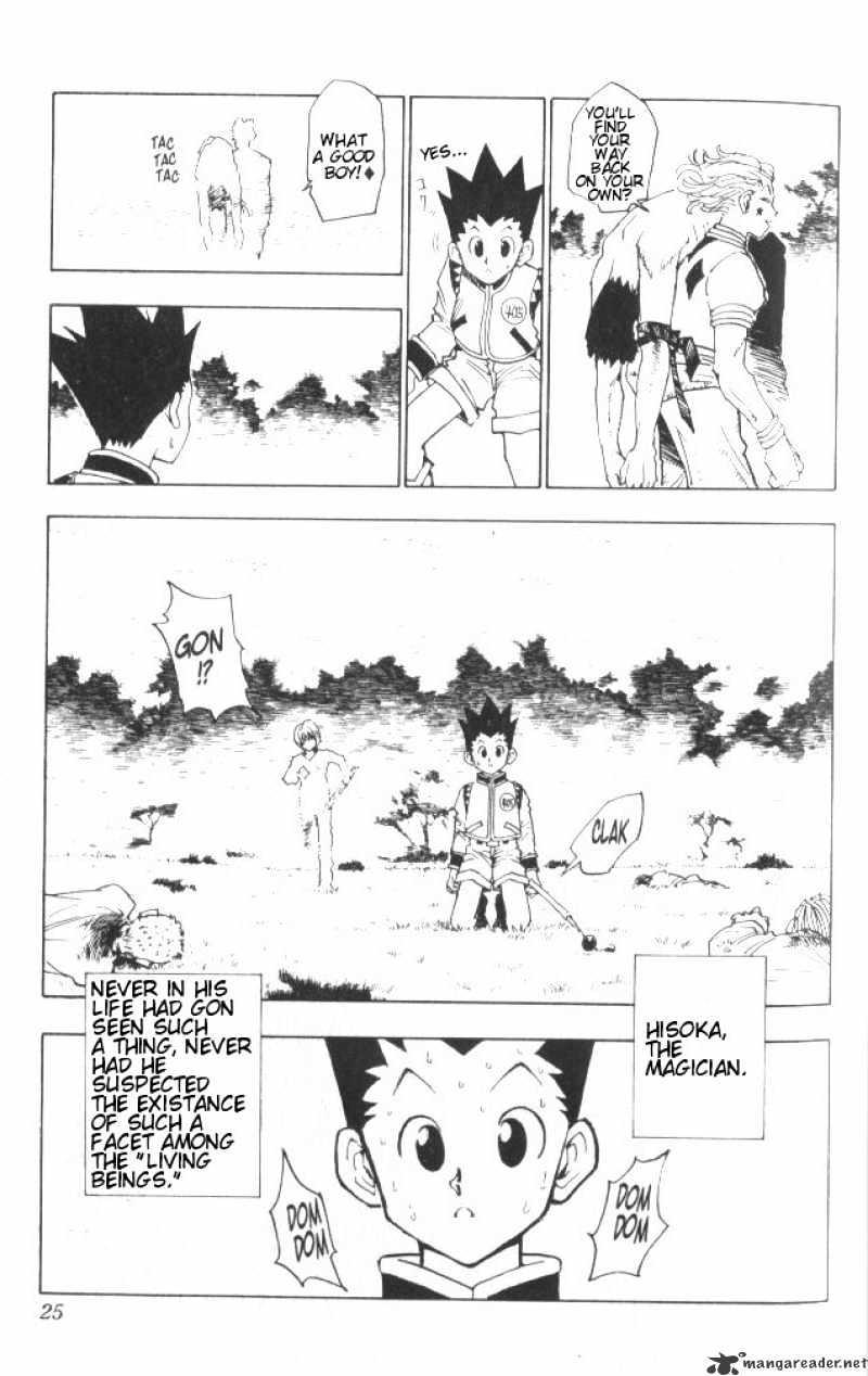 Hunter X Hunter Chapter 9  Online Free Manga Read Image 20