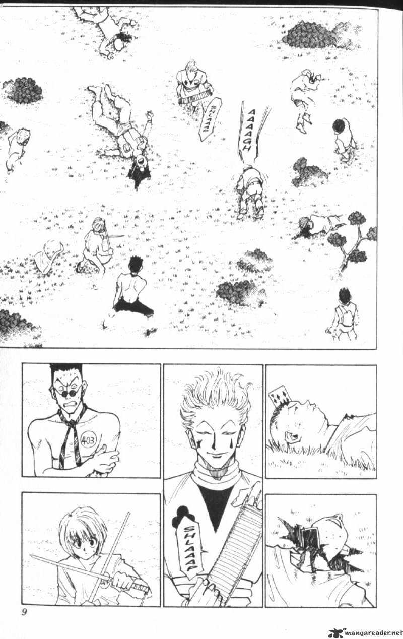 Hunter X Hunter Chapter 9  Online Free Manga Read Image 4