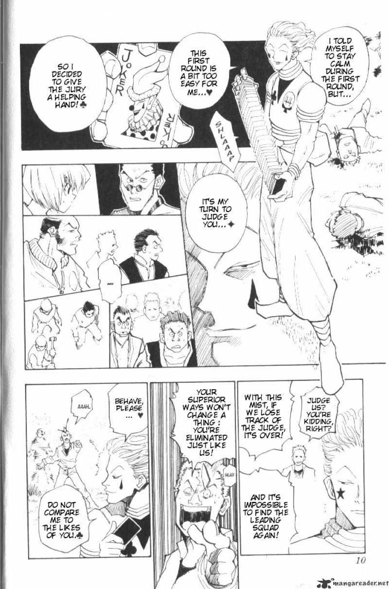 Hunter X Hunter Chapter 9  Online Free Manga Read Image 5