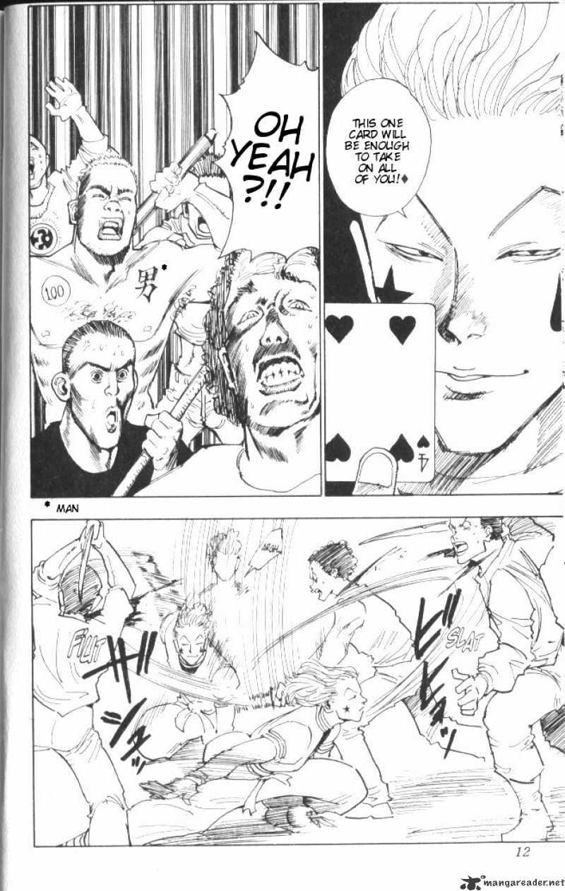Hunter X Hunter Chapter 9  Online Free Manga Read Image 7