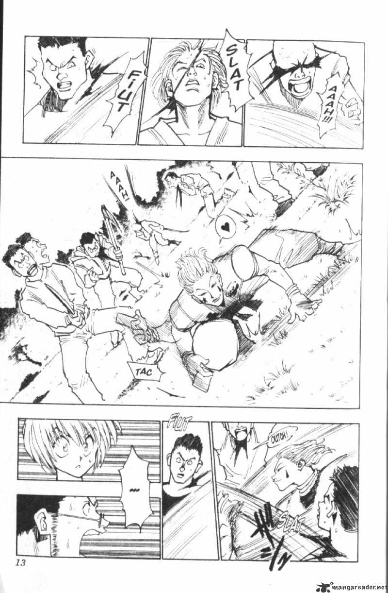 Hunter X Hunter Chapter 9  Online Free Manga Read Image 8