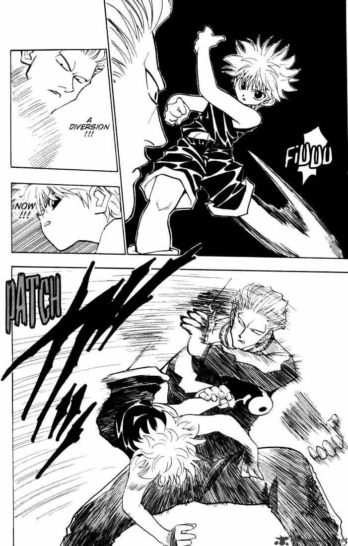 Hunter X Hunter Chapter 90  Online Free Manga Read Image 16