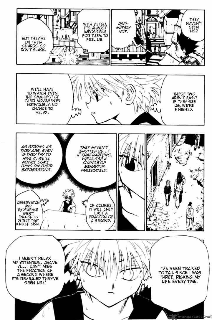 Hunter X Hunter Chapter 90  Online Free Manga Read Image 5