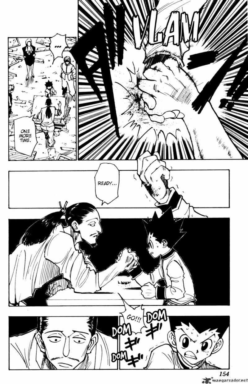 Hunter X Hunter Chapter 91  Online Free Manga Read Image 13