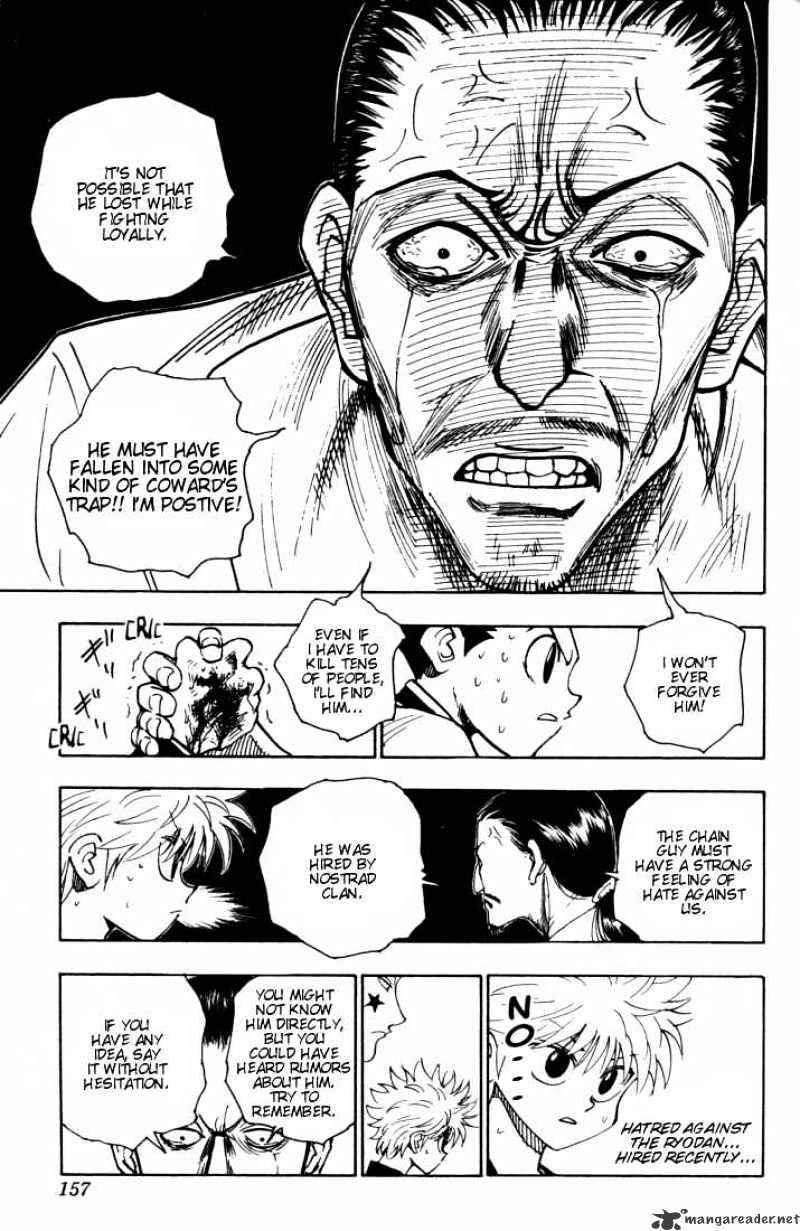 Hunter X Hunter Chapter 91  Online Free Manga Read Image 16