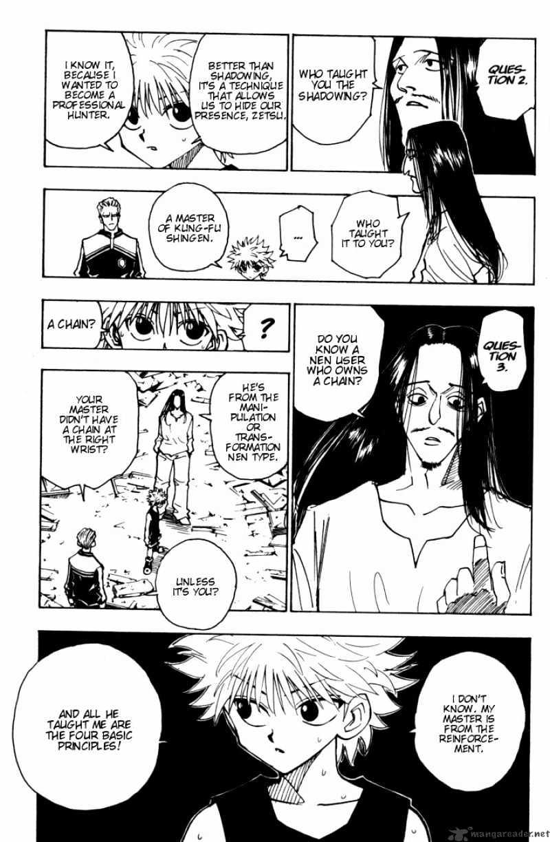 Hunter X Hunter Chapter 91  Online Free Manga Read Image 5