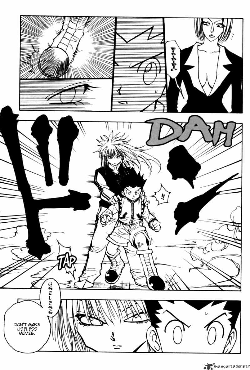 Hunter X Hunter Chapter 91  Online Free Manga Read Image 7