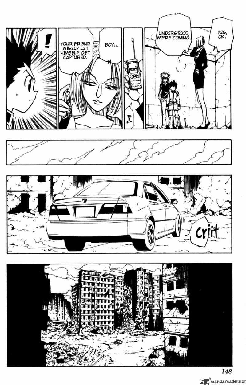 Hunter X Hunter Chapter 91  Online Free Manga Read Image 8