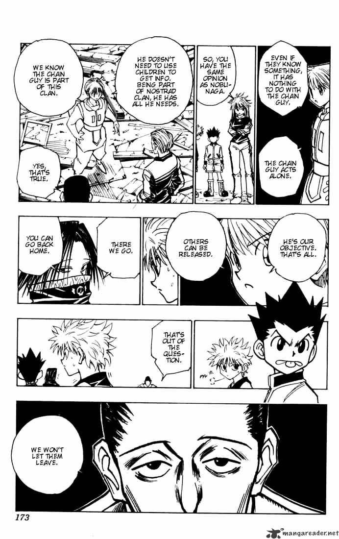 Hunter X Hunter Chapter 92  Online Free Manga Read Image 12