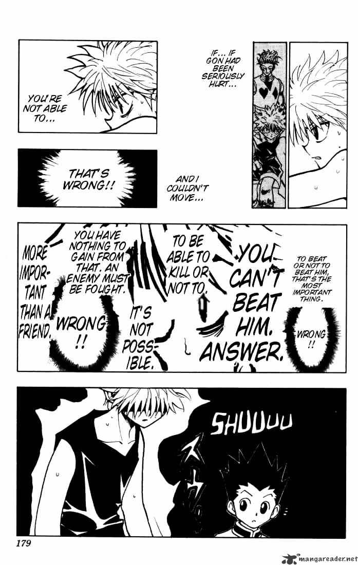 Hunter X Hunter Chapter 92  Online Free Manga Read Image 18